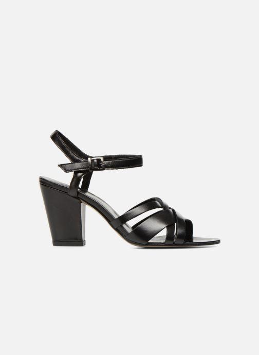 Sandales et nu-pieds Elizabeth Stuart Borel 304 Noir vue derrière
