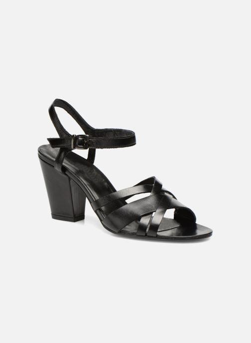 Sandales et nu-pieds Elizabeth Stuart Borel 304 Noir vue détail/paire