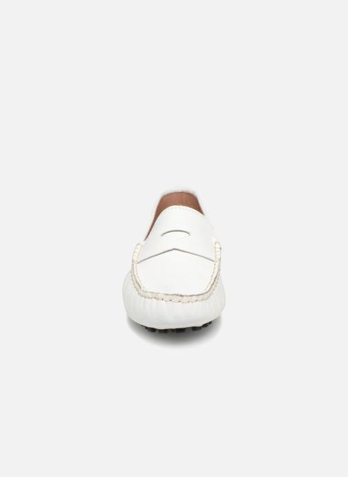 Mocassins Elizabeth Stuart Diana 830 Blanc vue portées chaussures