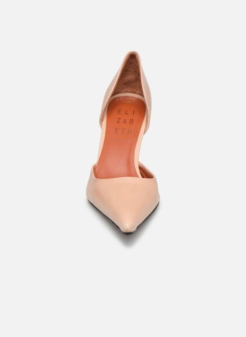 Zapatos de tacón Elizabeth Stuart Geral 304 Rosa vista del modelo
