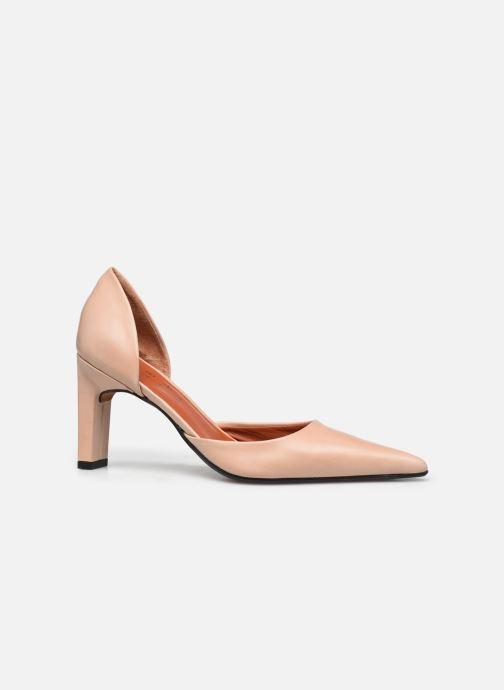 Zapatos de tacón Elizabeth Stuart Geral 304 Rosa vistra trasera