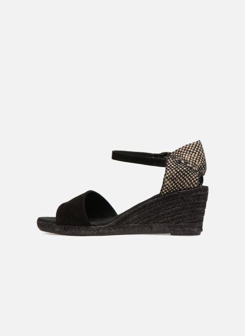 Sandales et nu-pieds Elizabeth Stuart Trevise 630 Noir vue face