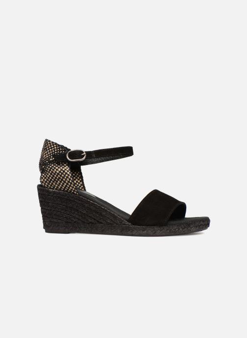 Sandales et nu-pieds Elizabeth Stuart Trevise 630 Noir vue derrière