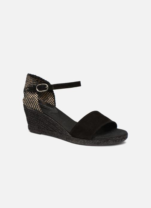 Sandales et nu-pieds Elizabeth Stuart Trevise 630 Noir vue détail/paire