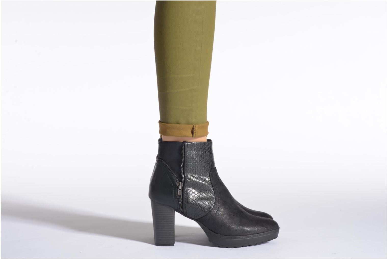 Boots en enkellaarsjes La Strada Lola Zwart onder
