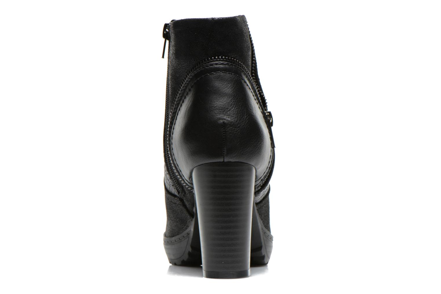 Ankle boots La Strada Lola Black view from the right