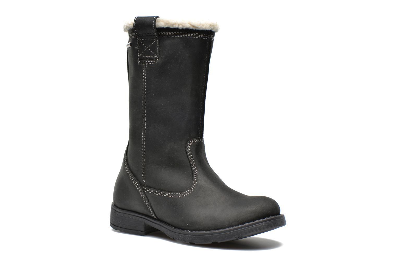 Bottines et boots Geox J SOFIA BOY E J44A2E Noir vue détail/paire