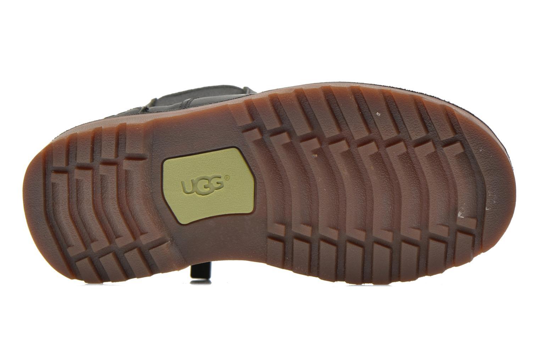 Bottines et boots UGG T Callum Noir vue haut