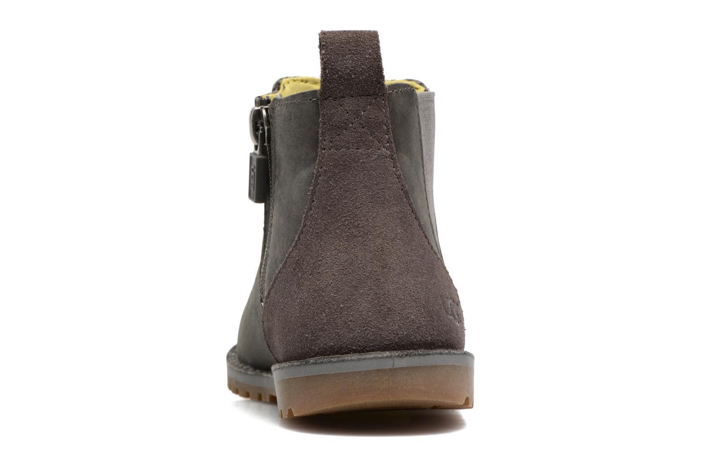 Stiefeletten & Boots UGG T Callum grau ansicht von rechts
