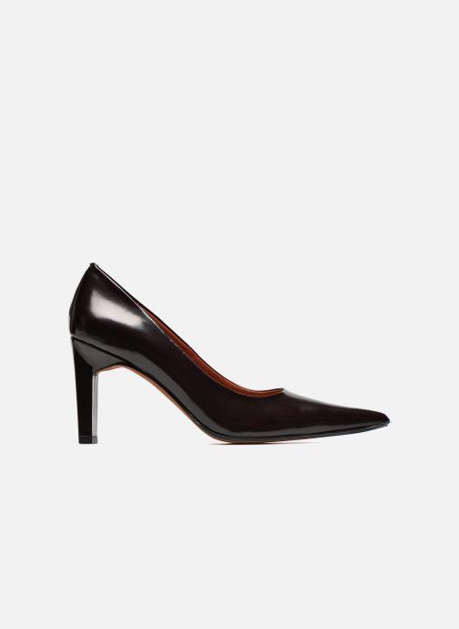 High heels Elizabeth Stuart Gerys 308 Burgundy back view