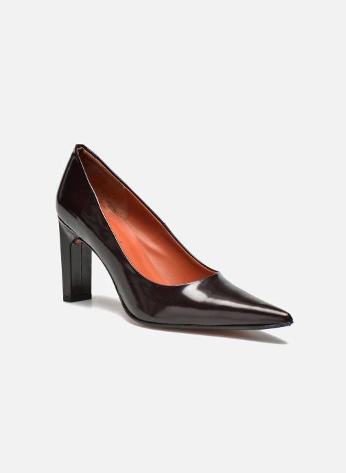 High heels Elizabeth Stuart Gerys 308 Burgundy detailed view/ Pair view