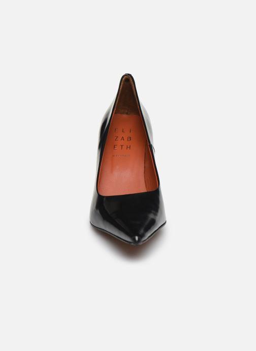 Escarpins Elizabeth Stuart Gerys 308 Noir vue portées chaussures