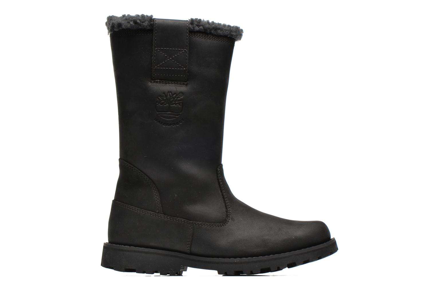 Ankle boots Timberland 8 IN PULL ON WP BOOT Black back view