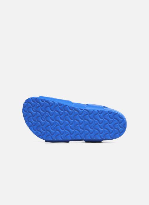 Sandalen Birkenstock Rio EVA blau ansicht von oben