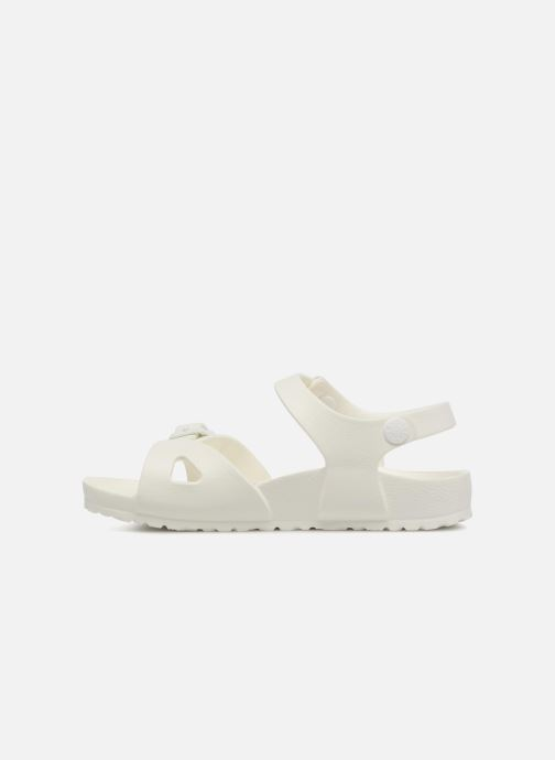 Sandali e scarpe aperte Birkenstock Rio EVA Bianco immagine frontale