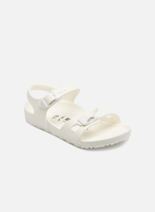 info för hur man köper nya anländer Birkenstock Rio EVA (White) - Sandals chez Sarenza (324197)