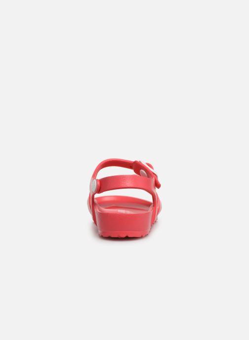 Sandalen Birkenstock Rio EVA Roze rechts