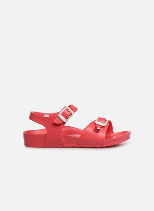 Sandals Birkenstock Rio EVA Pink back view