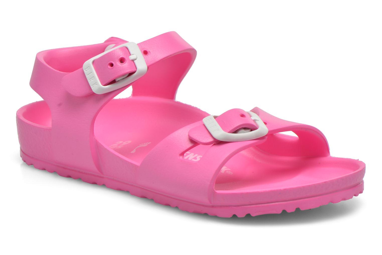 Sandali e scarpe aperte Birkenstock Rio EVA Rosa vedi dettaglio/paio
