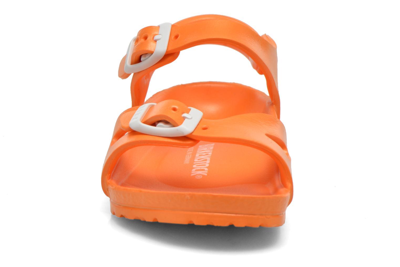 Sandalen Birkenstock Rio EVA Oranje model
