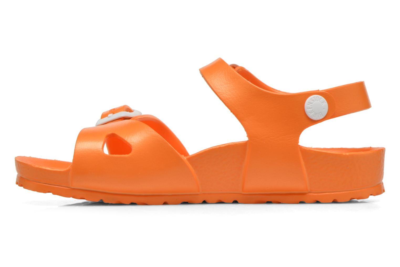 Sandalen Birkenstock Rio EVA Oranje voorkant