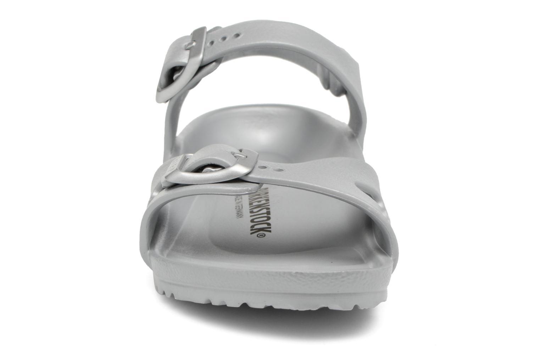 Sandals Birkenstock Rio EVA Silver model view