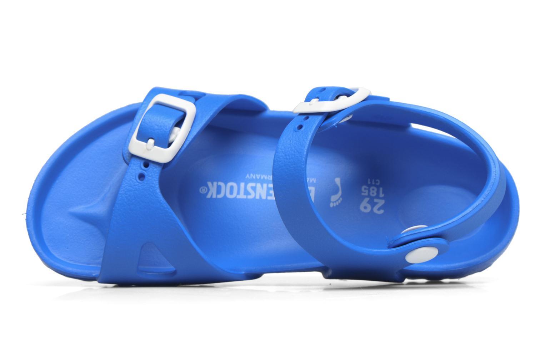 Sandali e scarpe aperte Birkenstock Rio EVA Azzurro immagine sinistra