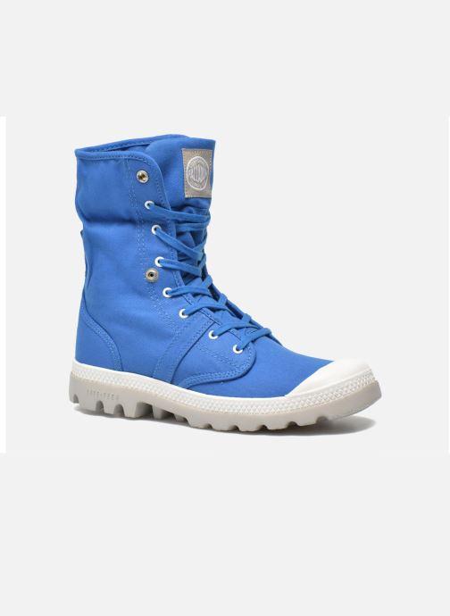 Sneakers Palladium Baggy lit spo k Azzurro immagine 3/4