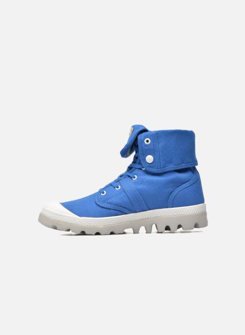Sneakers Palladium Baggy lit spo k Azzurro immagine frontale
