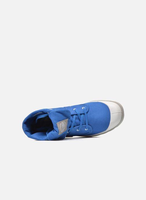 Sneakers Palladium Baggy lit spo k Azzurro immagine sinistra