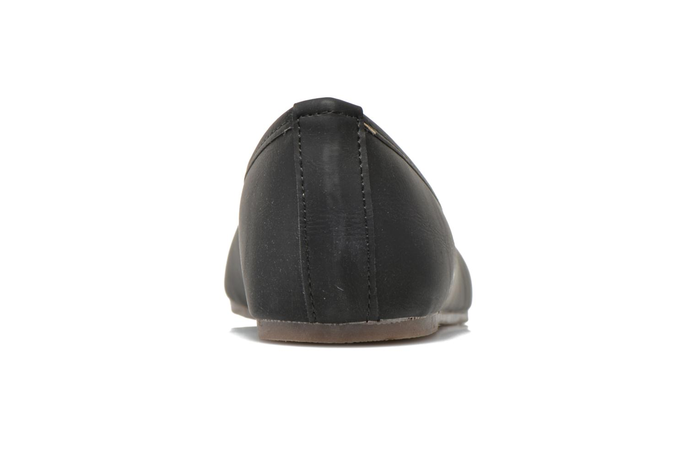 Ballerines I Love Shoes Suflatine Noir vue droite