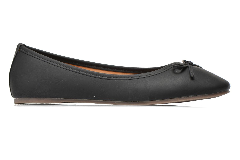 Ballerines I Love Shoes Suflatine Noir vue derrière