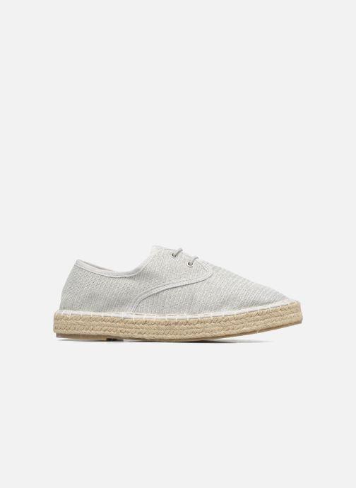Espadrilles I Love Shoes Surmino Argent vue bas / vue portée sac
