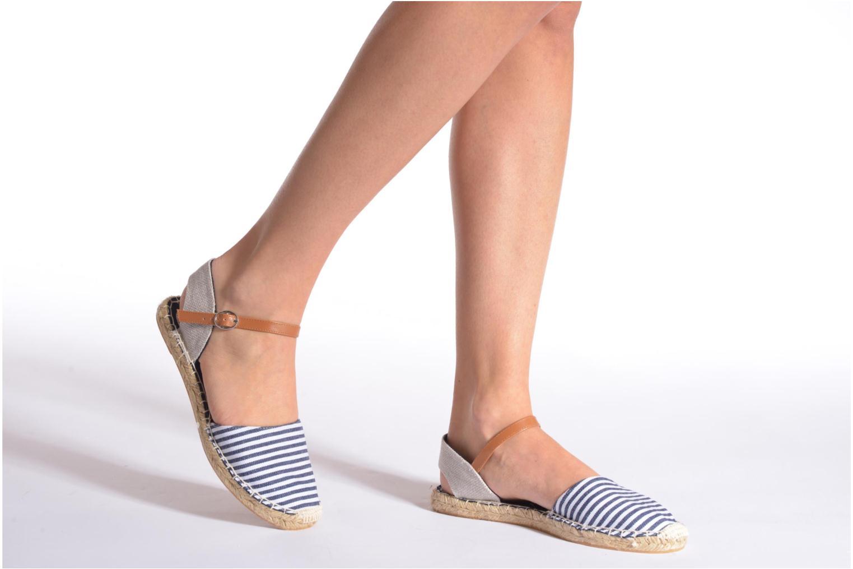 Sandali e scarpe aperte I Love Shoes Supik Argento immagine dal basso