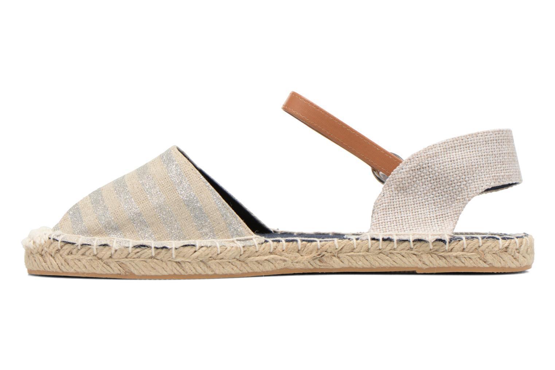 Sandali e scarpe aperte I Love Shoes Supik Argento immagine frontale