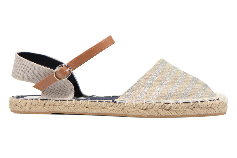 Sandali e scarpe aperte I Love Shoes Supik Argento immagine posteriore