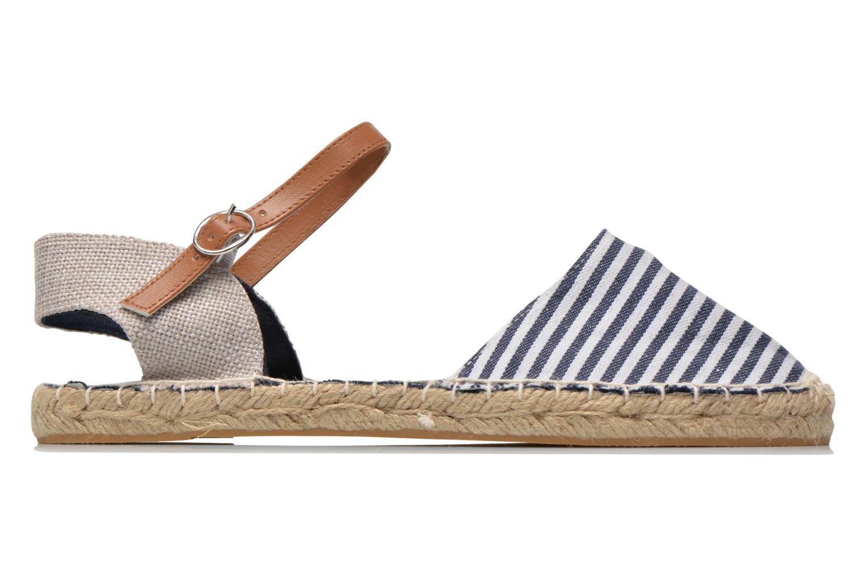 Sandales et nu-pieds I Love Shoes Supik Bleu vue derrière