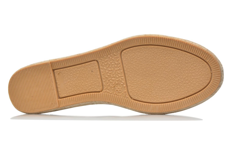 Sandales et nu-pieds I Love Shoes Supik Bleu vue haut