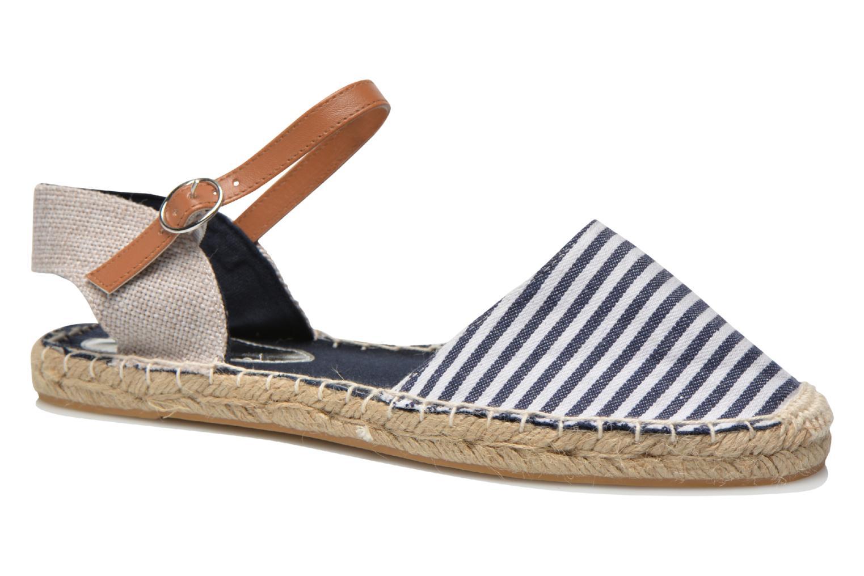 Sandales et nu-pieds I Love Shoes Supik Bleu vue détail/paire