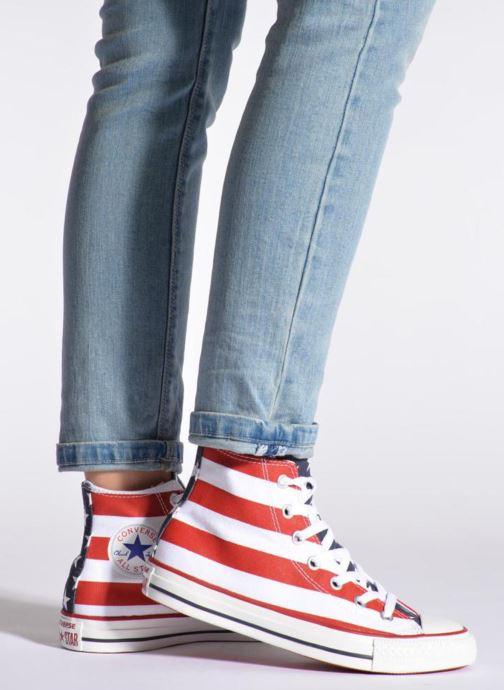Sneakers Converse Chuck Taylor Stars & Bars Hi W Multicolor onder