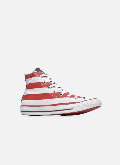 Sneakers Converse Chuck Taylor Stars & Bars Hi W Multicolor achterkant