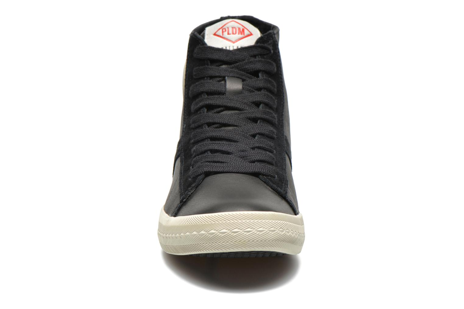 Sneakers P-L-D-M By Palladium Braden Cash Nero modello indossato
