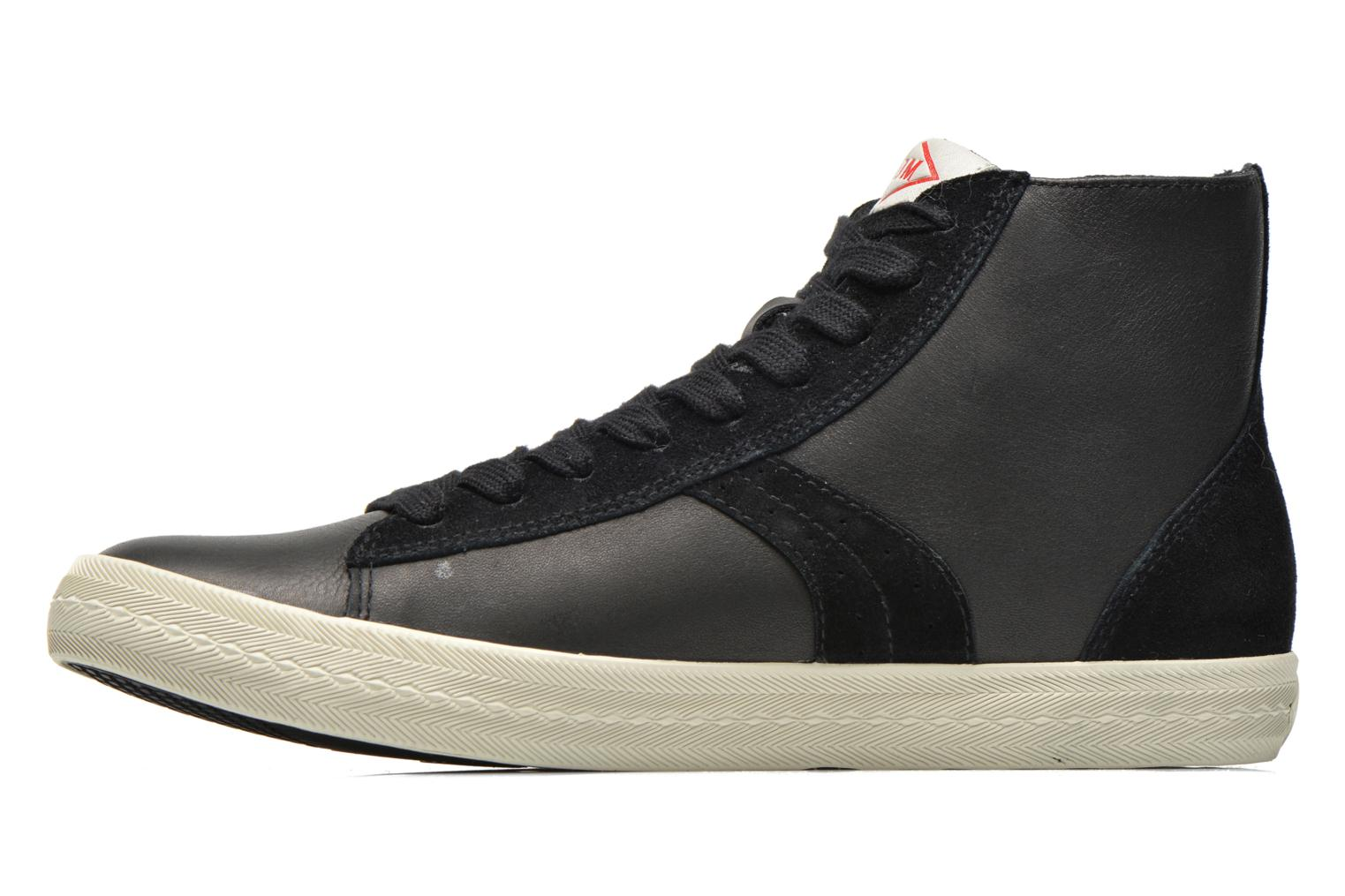 Sneakers P-L-D-M By Palladium Braden Cash Nero immagine frontale