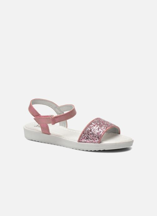 Sandals I Love Shoes Supaillettes Pink detailed view/ Pair view