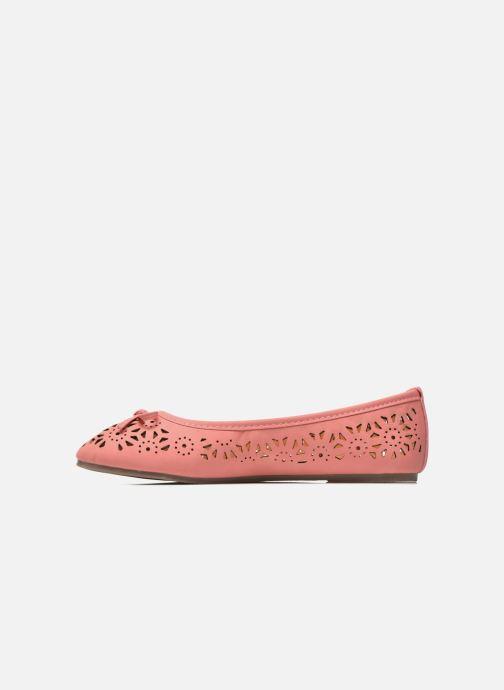 Ballet pumps I Love Shoes Suflata Pink front view