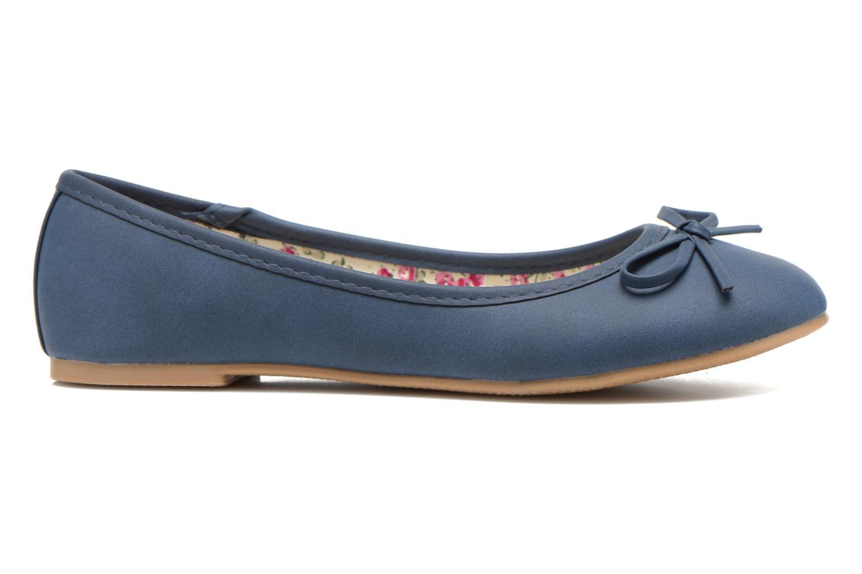 Ballerines I Love Shoes Sufllatina Bleu vue derrière