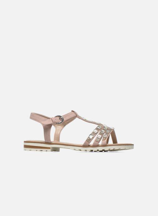 Sandales et nu-pieds I Love Shoes Sutrass Rose vue derrière