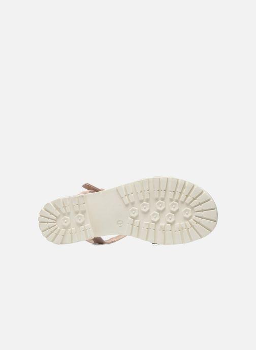 Sandales et nu-pieds I Love Shoes Sutrass Rose vue haut