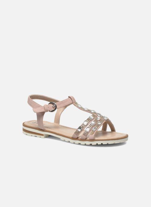 Sandales et nu-pieds I Love Shoes Sutrass Rose vue détail/paire