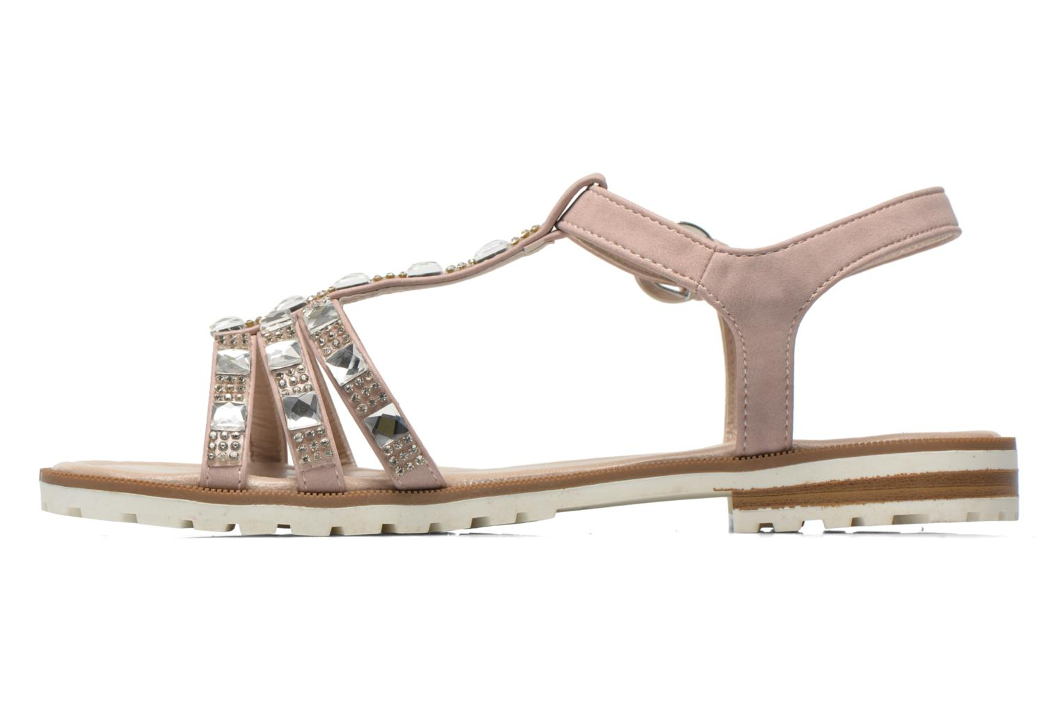 Sandalen I Love Shoes Sutrass Roze voorkant